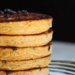 Vegan Life Changing Pancakes (Gluten-free, Oil-Free)
