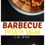 Barbecue Potato Salad