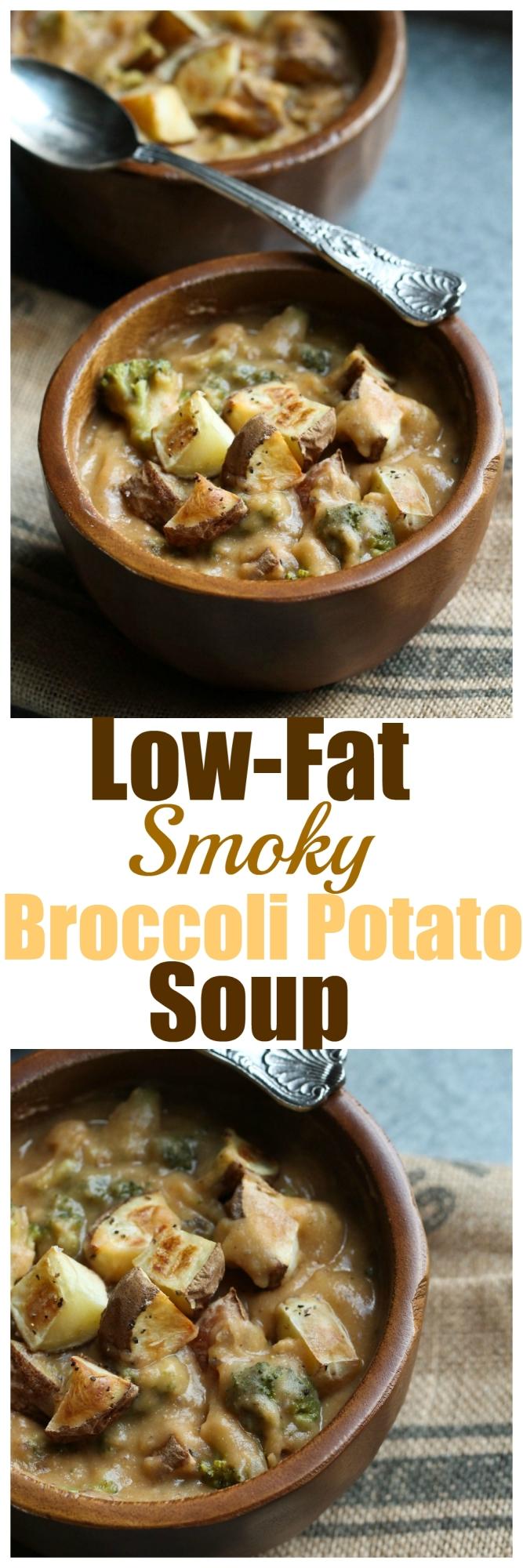 Low Fat Potatoe Soup 7