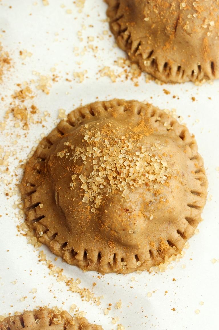 Apple Hand Pies (Vegan, Gluten-Free, Oil-Free)