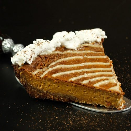 952c95bf0e5 Vegan Cinnamon Roll Pumpkin Pie - The Vegan 8