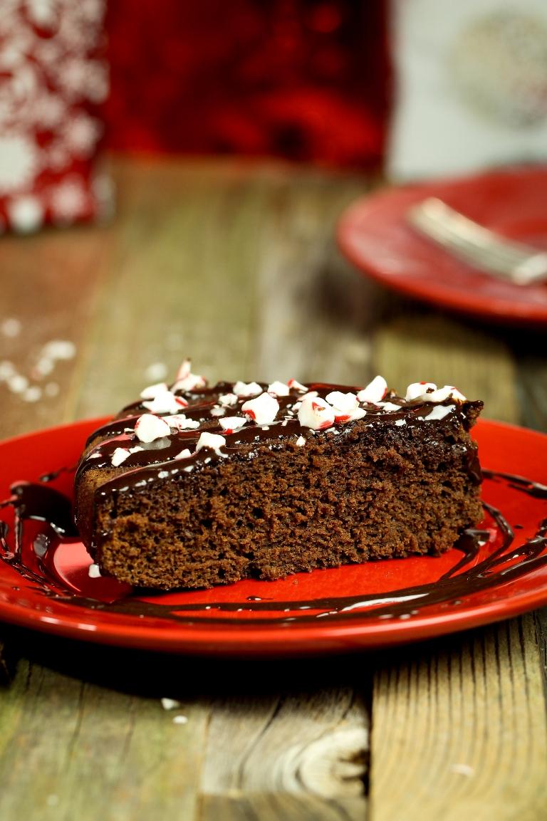 Vegan Gluten-Free Chocolate Cake.   The Vegan 8