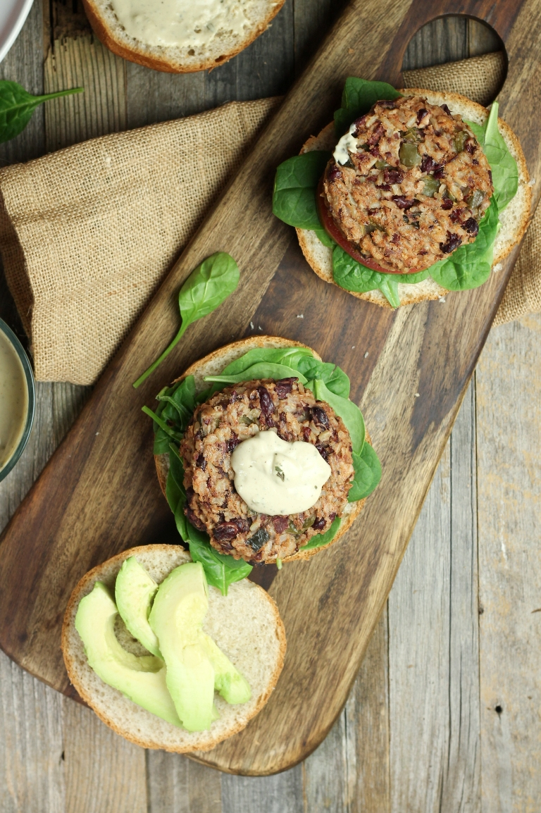 I Hope You Love These Vegan Cajun Red Beans And Rice Burgers! Be Sure To  Let Me Know What You Think!