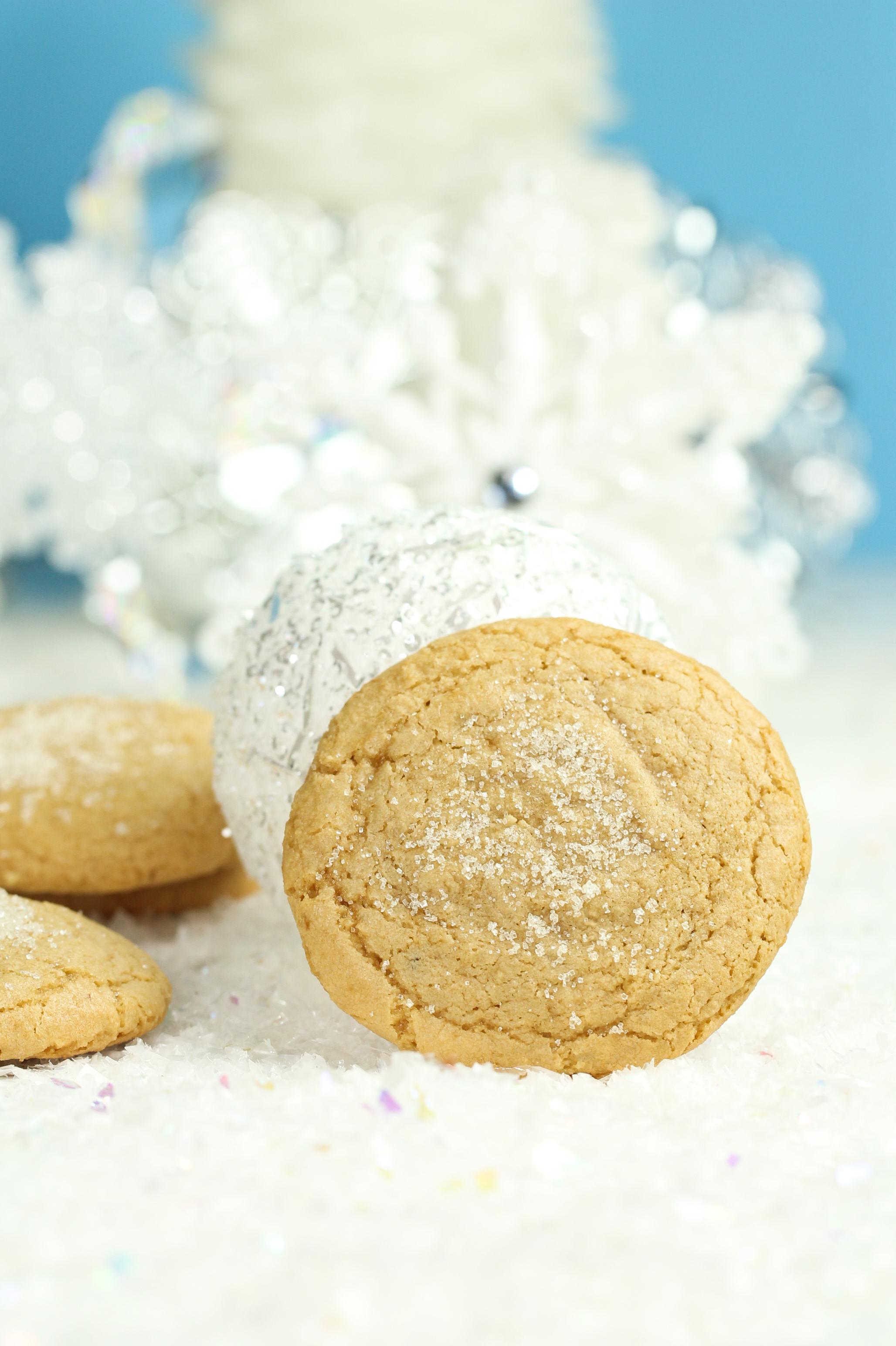 Vegan Gluten Free Sugar Cookies The Vegan 8