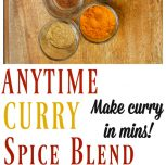 Anytime Curry Easy Spice Blend