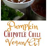 Pumpkin Chipotle Chili