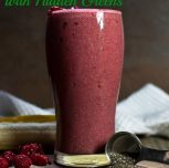 Banana Berry Fresh Smoothie From 40 Days of Green Smoothies Book