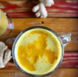 Spiced Turmeric Latte
