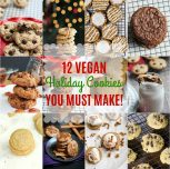 12 Vegan Holiday Cookies You Must Make!