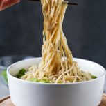 Easy Homemade Ramen Noodle Soup