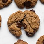 Grain-Free Vegan Chocolate Chip Cookies