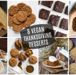 8 Vegan Thanksgiving Desserts