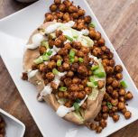 Oil-Free Smoky Chipotle Chickpeas
